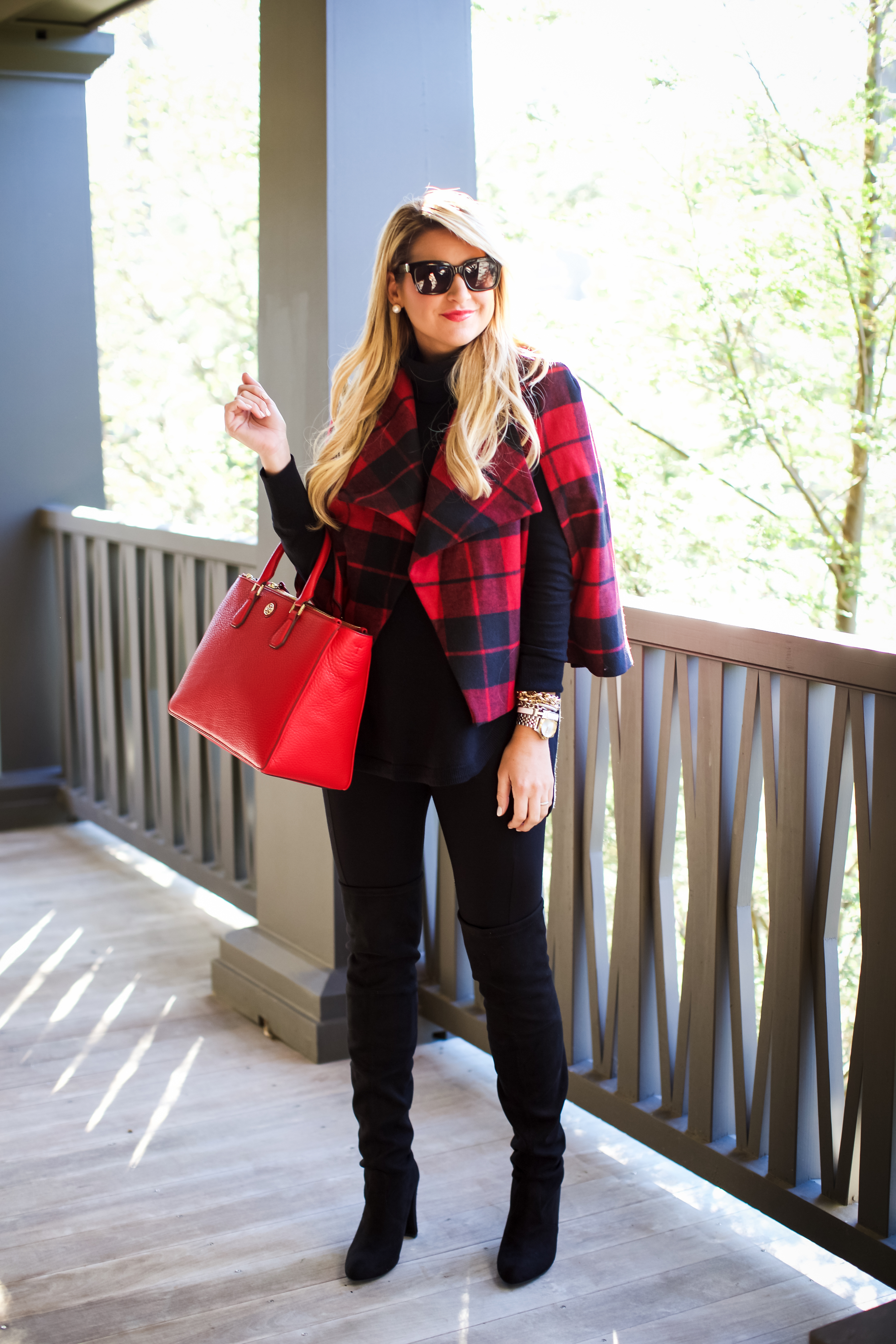 Outfit Buffalo Plaid Jacket Shop Dandy A Florida